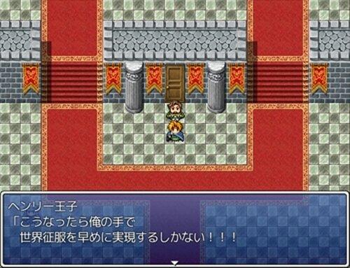 キノコ王国の伝説 Game Screen Shot3