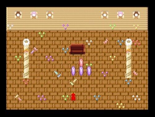 赤鬼は涙を流さない Game Screen Shot3
