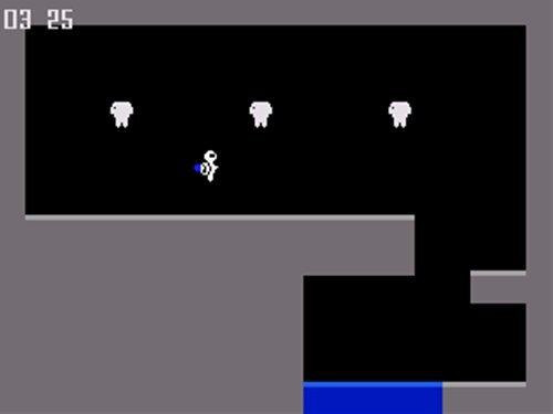 ジェットダイバー Game Screen Shot1