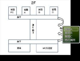 【クトゥルフ神話TRPG風】ひまわり館 Game Screen Shot3