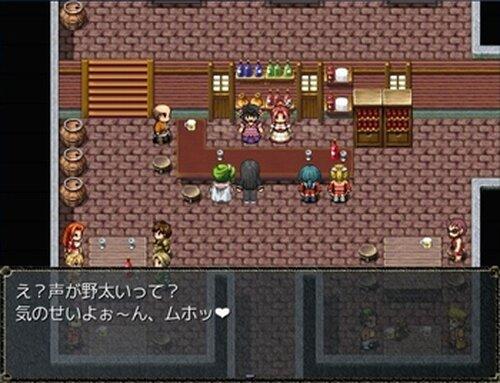 精霊の守護者~The Holy Ghost knight~【prologue】 Game Screen Shot2