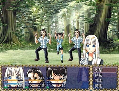 ココロのアトリエ Game Screen Shot3