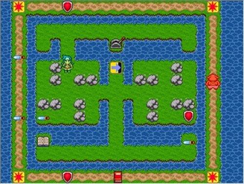 つかぼんのオモチャ島2 Game Screen Shot3