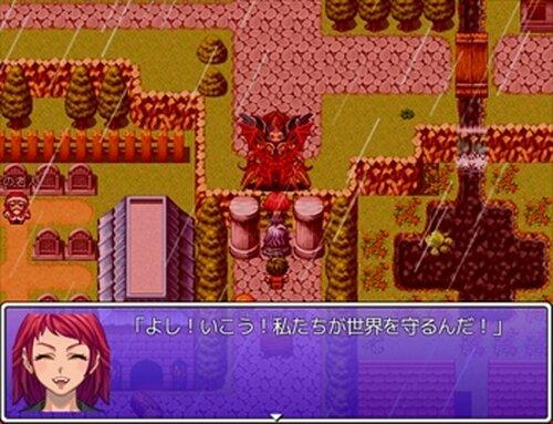 僕と魔王と不思議な少女 Game Screen Shots