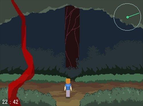 タケさま ニコニコホラーゲームフェスバージョン Game Screen Shot3