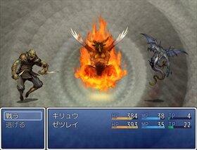 ジーク~前編~(仮) Game Screen Shot2