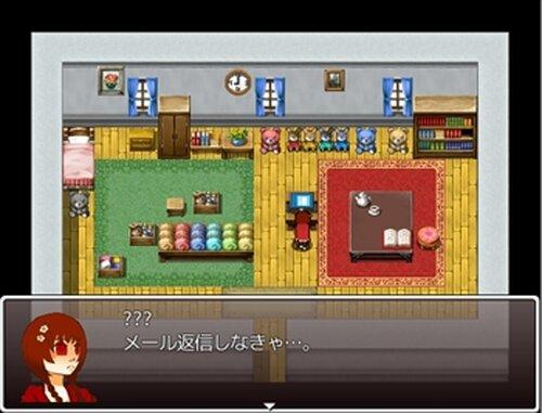 炎の怨恨奇譚 Game Screen Shot2