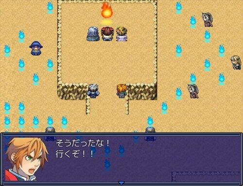 剣と魔法のログレスをRPGツクールで再現してみた【非公式】 Game Screen Shot1