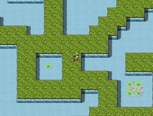 この町ダンジョン Game Screen Shot1