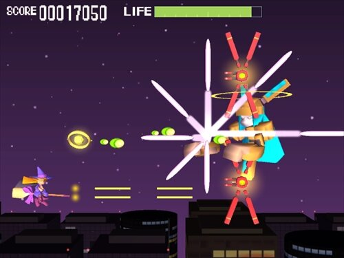 ブルームシューター Game Screen Shot1
