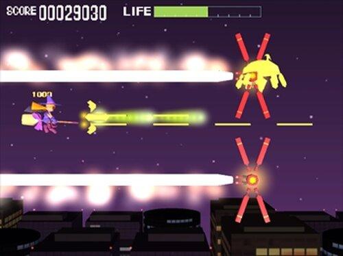 ブルームシューター Game Screen Shot3