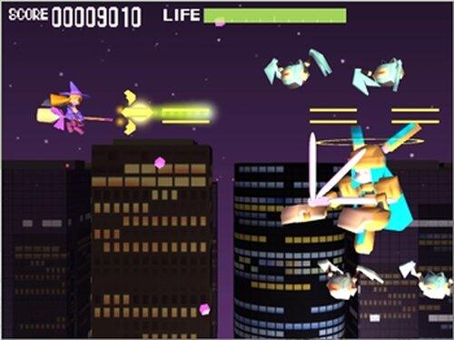 ブルームシューター Game Screen Shot4