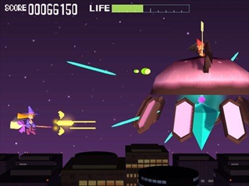 ブルームシューター Game Screen Shot5