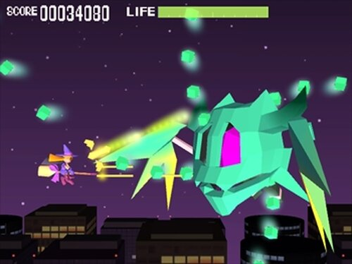 ブルームシューター Game Screen Shots