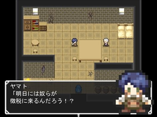 大竹さんクエスト~神々との激闘編~体験版 Game Screen Shot5