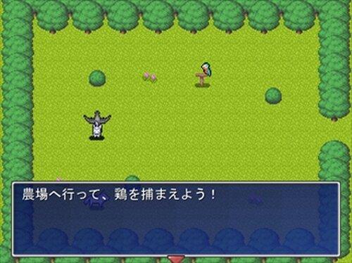 馬鹿で結構、コケコッコウ Game Screen Shot2