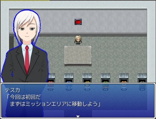 For Unlikely HEROES(β版) Game Screen Shot1