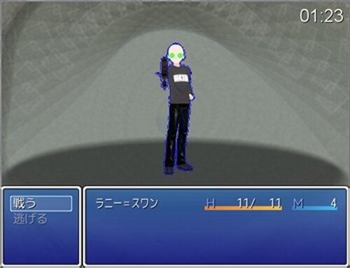 For Unlikely HEROES(β版) Game Screen Shot3
