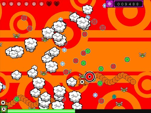 DODGE UPGRADE Game Screen Shot1