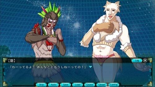 現実浸蝕サモンファンタズム(体験版) Game Screen Shot4