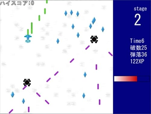 EIEN∞A Game Screen Shot2