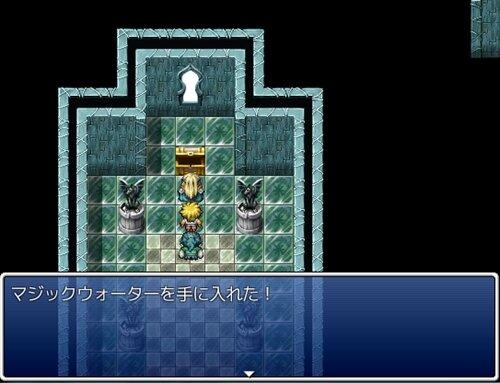 魔王城伝説 Game Screen Shot1