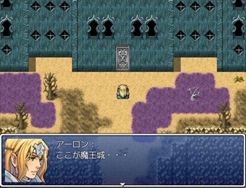魔王城伝説 Game Screen Shot3