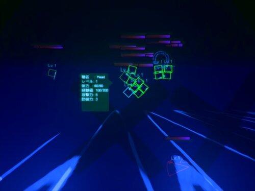 BlueAbyss Game Screen Shot1