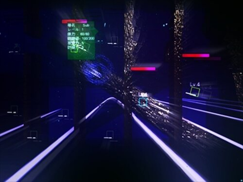 BlueAbyss Game Screen Shot3
