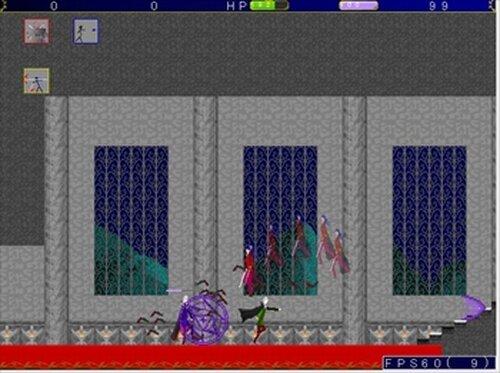 狂人達の晩餐会 Game Screen Shot5
