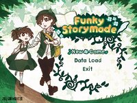 FunkyStoryMode 1.09のゲーム画面