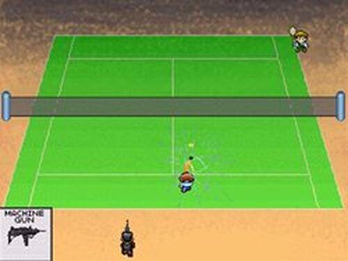ジェントルメン・テニス Game Screen Shots
