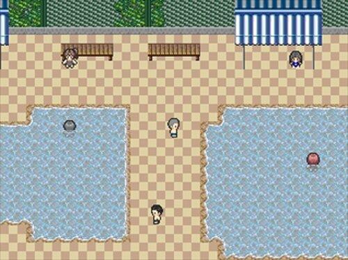 時と夏の残像 Game Screen Shot4