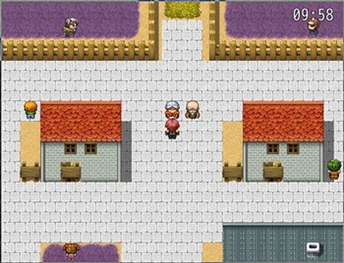 逃げろッ! Game Screen Shot3