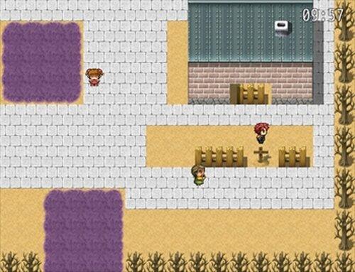 逃げろッ! Game Screen Shots