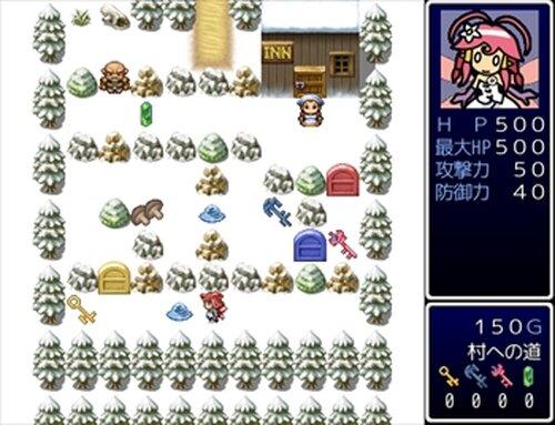 天に届ける迎春花 Game Screen Shot3