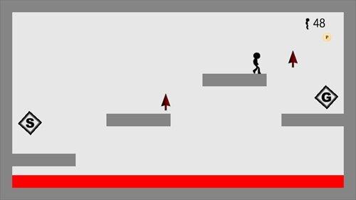 ADVANCE v1.1 Game Screen Shot