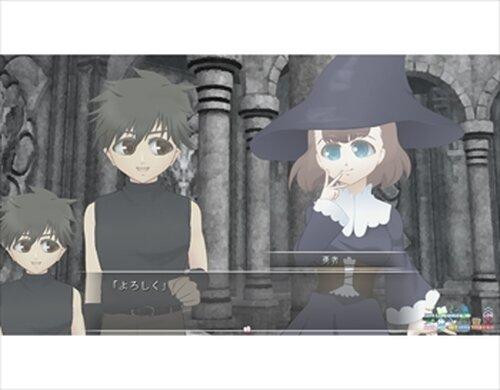 太陽の花の約束 篭城の魔女と異端勇者 更新停止 Game Screen Shots