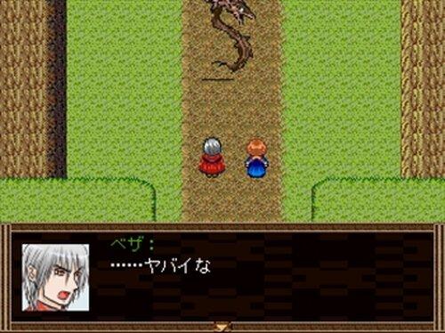 タナトスの血魂を追い求めて Game Screen Shots