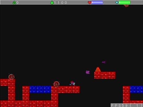 バトル戦士 Game Screen Shot3