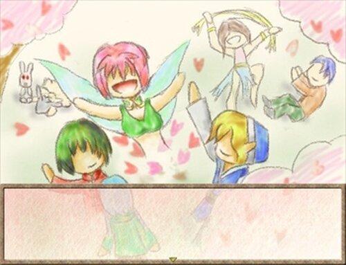 塗りつぶされた箱庭と読み解きの少女 Game Screen Shot3