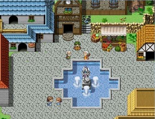 夜咲きひまわり Game Screen Shot2