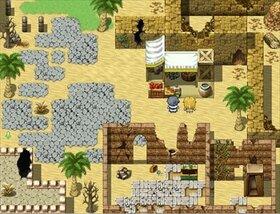 夜咲きひまわり Game Screen Shot3
