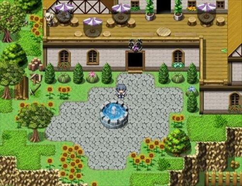 夜咲きひまわり Game Screen Shots