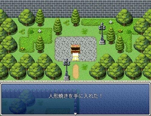 「風邪ノ旅ビト」ゲーム実況者ちくわあじまファンゲーム Game Screen Shot3