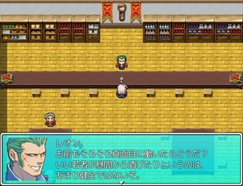 相棒はなかなか選べない Game Screen Shot2