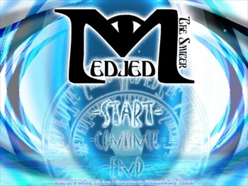 Medjed Game Screen Shots