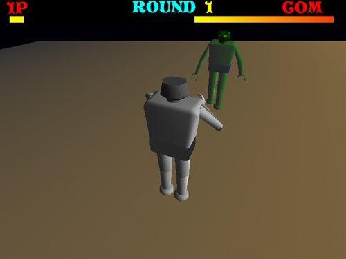 ロボファイト Game Screen Shot1