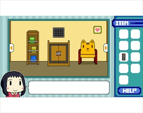 ねこけーぷ。 Game Screen Shots