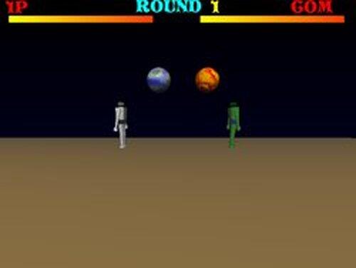 ロボファイト Game Screen Shots